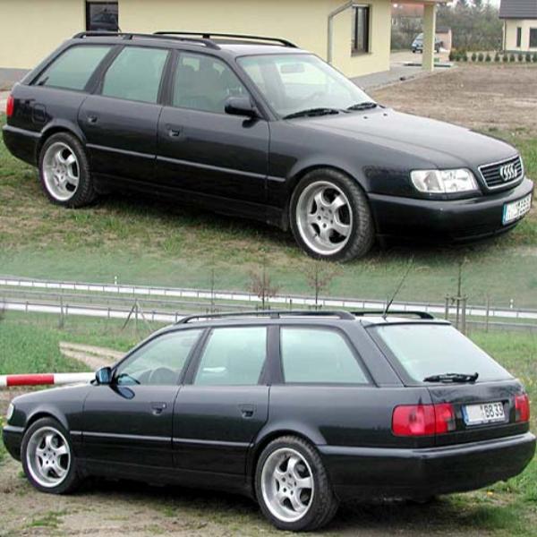 Kaw Tieferlegungsfedern Audi 100200 C4a6 Quattro Avant Günstig