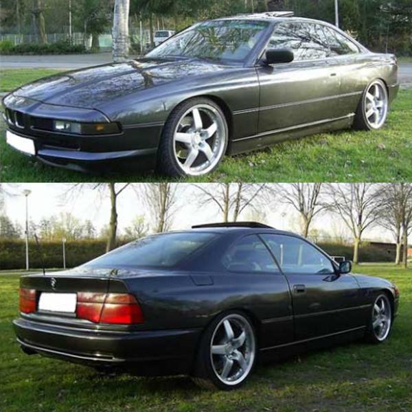 K A W Lowering Springs Bmw 8er 840i 840ci 850i 850c I 850csi Buy Cheap Kaw Federn Und Sportfahrwerke