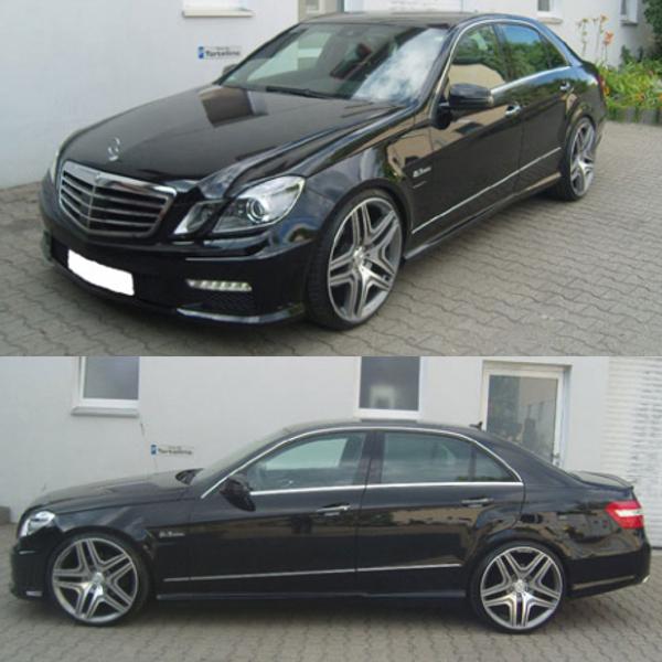 KAW Federnsatz 60// für Mercedes Benz E-Klasse W212 Limousine AMG 1050-8761-V2